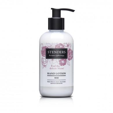 Roosilõhnaline losjoon käte naha hooldamiseks